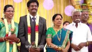Director SP Muthuraman Family Wedding Reception