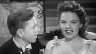 JUDY GARLAND: 'MY DAY' DELETED SCENE FROM 'BABES IN ARMS.'