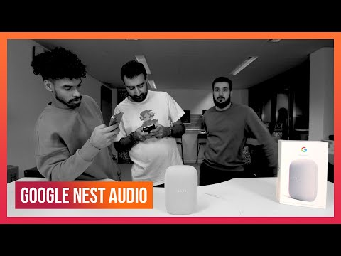 On a reçu l'enceinte Google Nest Audio