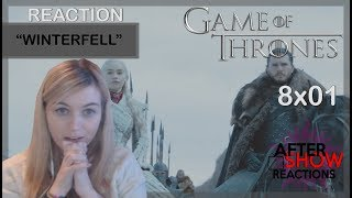 "Game Of Thrones 8x01 - ""Winterfell"" Reaction Part 1"