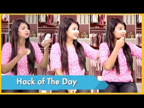 Trick-to-Use-Handy-Make-up-Mirror-Hack-of-The-Day-Puthuyugam-TV