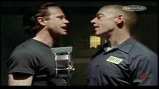 Beecher and Schillinger - The last duet - Oz