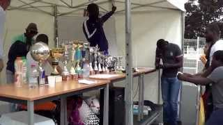 preview picture of video 'Finale du tournoi du 09 juin 2014 au City Stade organisé par le BAUCCA GF'