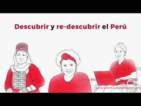 Semana Bicentenario organizada por la Embajada del Perú y Centro Cultural Gabriela Mistral