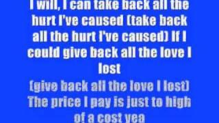 Akon - Come Back To Me (Lyrics)
