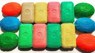Cutting dry and crunchy cubes ASMR \ Режу сухие и хрустящие кубики АСМР \ Dry Soap carving P9