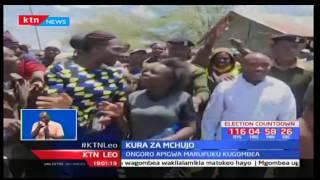 Kura za mchujo katika Kaunti ya Machakos yakumbwa na vurugu