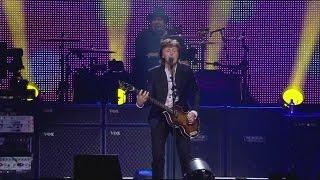 Paul McCartney plays first show in Buffalo