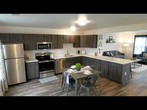 Canvas Townhomes Allendale - Community Video