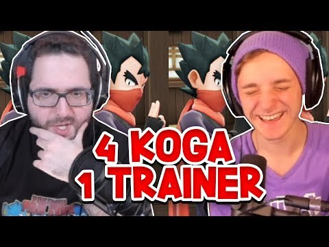 4 Koga's & 1 Trainer... Wait What?! | Pokémon Let's Go Pikachu and Eevee TEAM ROCKET Tri Op #32