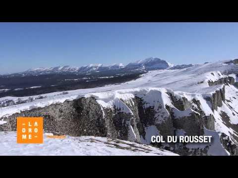 Ski dans les stations de la Drôme