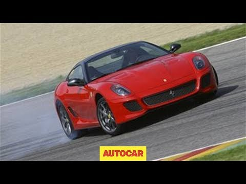 Ferrari 599 GTO Test Drive