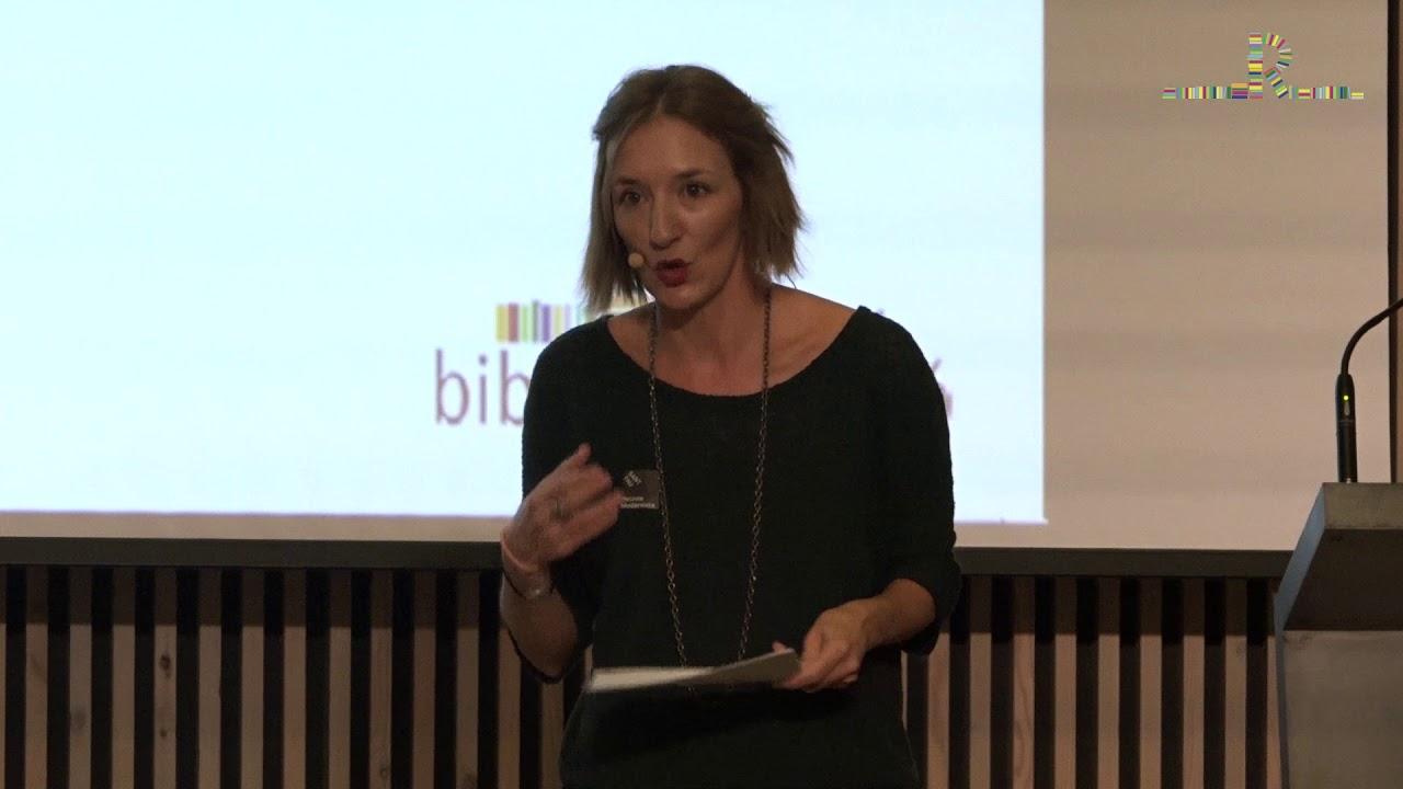 Anna Juan - Què han de saber els centres educatius per unir-se a la biblio(r)evolució?