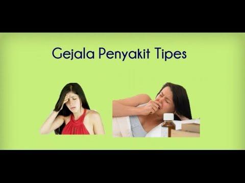 Video Gejala Penyakit Tipes