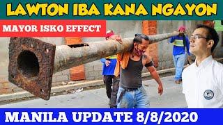 MANILA | LIWASANG BONIFACIO SA LAWTON UPDATE AUGUST 8-2020