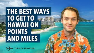 How to Book Cheap Flights to Hawaii (Using Points & Miles!)