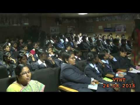 Vel Tech High Tech Dr.Rangarajan Dr.Sakunthala Engineering College video cover2