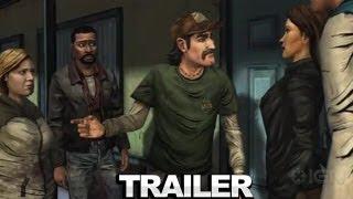 The Walking Dead - Episode 3: Long Road Ahead video
