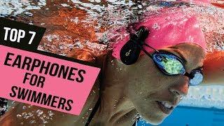 7 Best Earphones For Swimmers Reviews