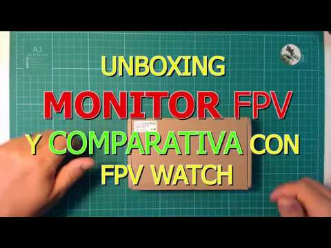 🚀 🚀 Unboxing Monitor FPV 🚀 🚀