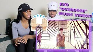 Couple Reacts : EXO-K_중독(Overdose) Reaction!!!