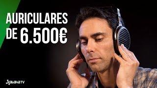 AURICULARES de 6.500€: una LOCURA AUDITIVA sólo para unos pocos