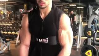 Tiger Shroff Gymimg Time video || #tigershroff #gym #fitness