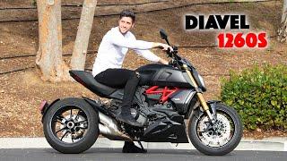 Ducati Sent Me A 2020 Diavel 1260 S!!!