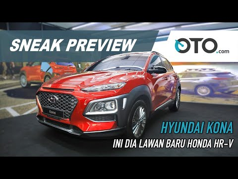 Hyundai Kona | Sneak Preview | Siap Lawan Honda HR-V | OTO.com