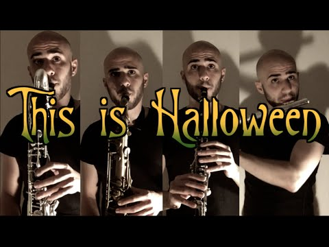 This is Halloween - Woodwinds Only