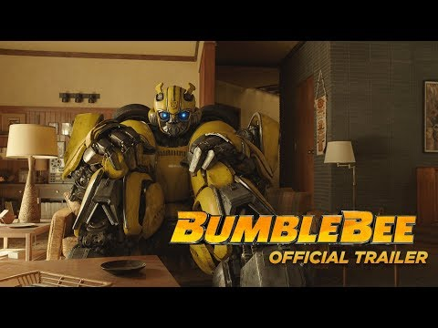 Here's The New Bumblebee Trailer