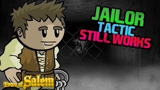 JAILOR TACTIC OP | Town Of Salem Ranked
