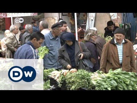 Algerien: Ein Land im Stillstand | DW Nachrichten