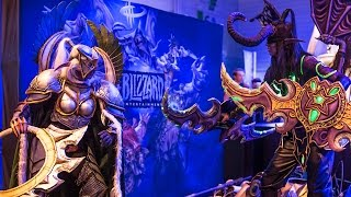 Gamescom 2015 Epic Cosplay #BlizzGC2015