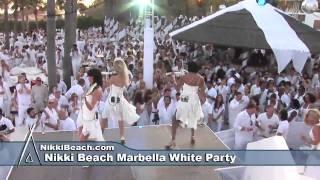 NikkiBeach Marbella VIOLINA part 1