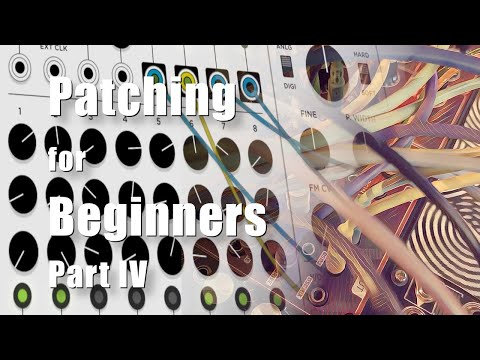 Beginner's Patches IV - 2nd voice and delay
