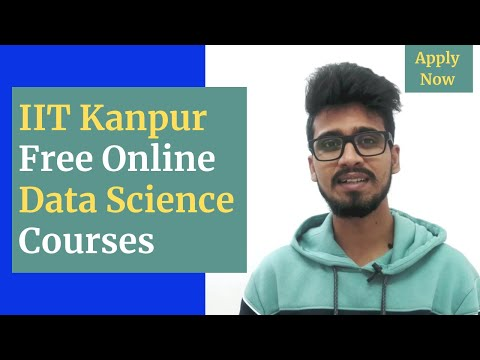 IIT Kanpur Free Data Science Courses with Certificates | Free Online ...