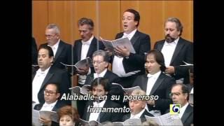 Stravinsky: Symphony of Psalms – Orquesta Sinfónica y Coro de Radiotelevisión Española