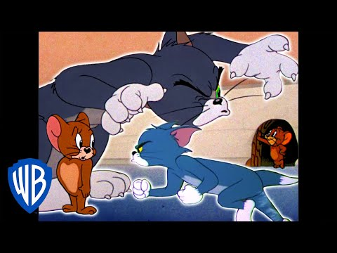 Tom & Jerry | All That Chase! | Classic Cartoon Compilation | WB Kids