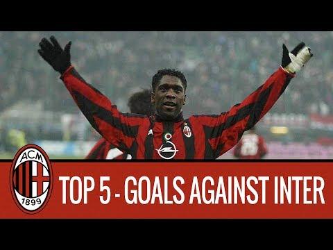 Top 5 AC Milan Goals Against Inter