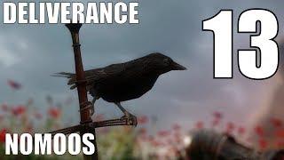 LOV! Jan Ptáček! Králíci! Ztracený Koláček! | 13 - Kingdom Come Deliverance cz stream | Nomoos