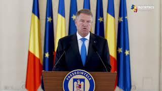 Iohannis: Remanierea este neavenită, nepotrivită, o refuz clar