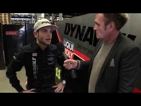 Interview with Sandro Cortese ahead of the 2017 season - english