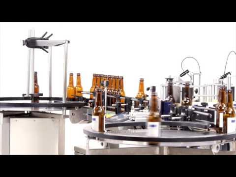 The Ninon 1500-2500 - Labeling machine USA (2017) - Ninon 1500 - 2500 - sold by CDA USA Inc,