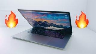 i9 Macbook Pro 2018: Hottest Laptop on the Planet! | Kholo.pk