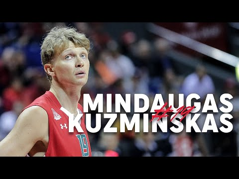 Best of Mindaugas Kuzminskas | VTB League 2019/20 Season