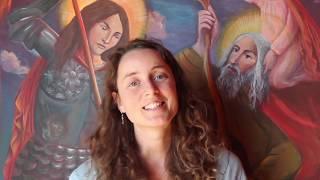 Ways to Holiness: Saint George & Saint Christopher