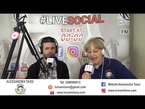 Olisticmap - Alessandra Tassi Intervista a Radio Lombardia