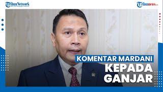 Mardani Beri Komentar soal Ganjar Pranowo yang Tak Diundang di Acara PDI-Perjuangan
