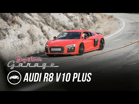 Audi R8 V10 Plus - Jay Leno's Garage